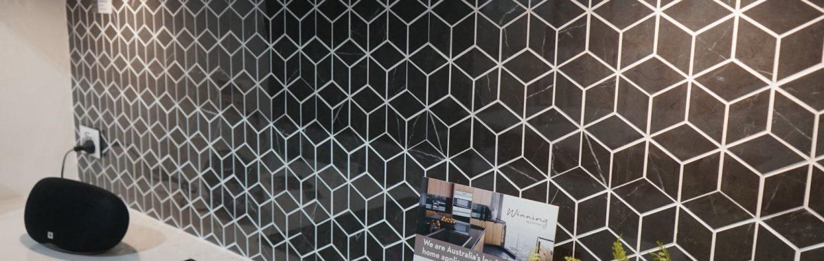 pietra cube mosaic tile